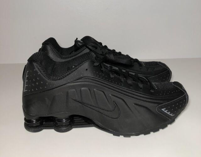 R4 Size Triple Retro Shox Bv1111 Womens 001 5 Men's Running 9 Nike 7 Black D92IEH