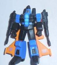 Transformers Heroes Of Cybertron METALHAWK MINELBA Complete Pvc Hoc Figurine