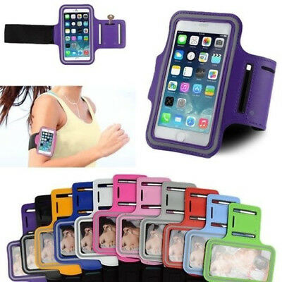 BL_ KD_ Sports Adjustable Arm Band Armband Gym Phone Case Cover for iPhone 6 Plu