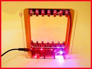 Details about DIY Kit C51 MCU Laser Harp Kit String Electronic Keyboard Kit  Parts for Study