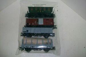 Ho Marklin - Coffret de train suisse, 4 wagons Edic. Spécial Sbb, Sans Box Top