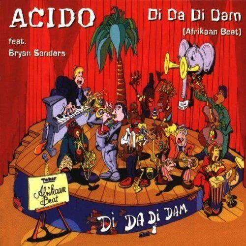 Acido Di da di dam.. (1999, feat. Bryan Sanders)  [Maxi-CD]