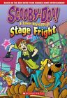 Scooby Doo Stage Fright Junior Novel Book Howard Kate PB 0545562589 Ing