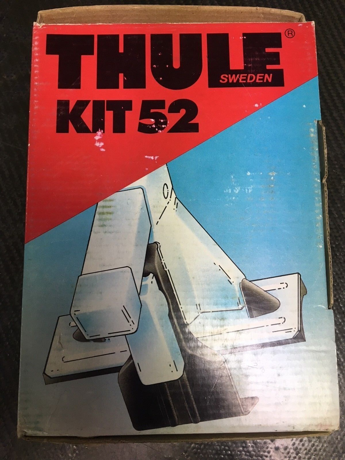 Thule Fit Kit no. 52
