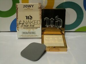 URBAN DECAY ~ STAY NAKED THE FIX 16 HOUR POWDER ~ 60 WY