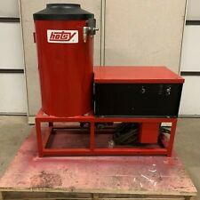Used Hotsy 991a 1phnatural Gas 4gpm 2000psi Hot Water Pressure Washer