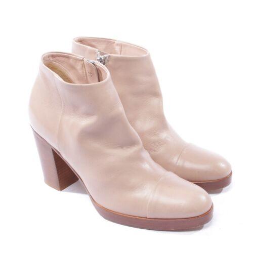 Chaussures Gr Damen Shoes D Unützer Stiefeletten Schuhe 37 Beige Boots awWAnZSqzx