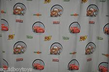 - CARS Disney PIXAR FLAT BED SHEET  -