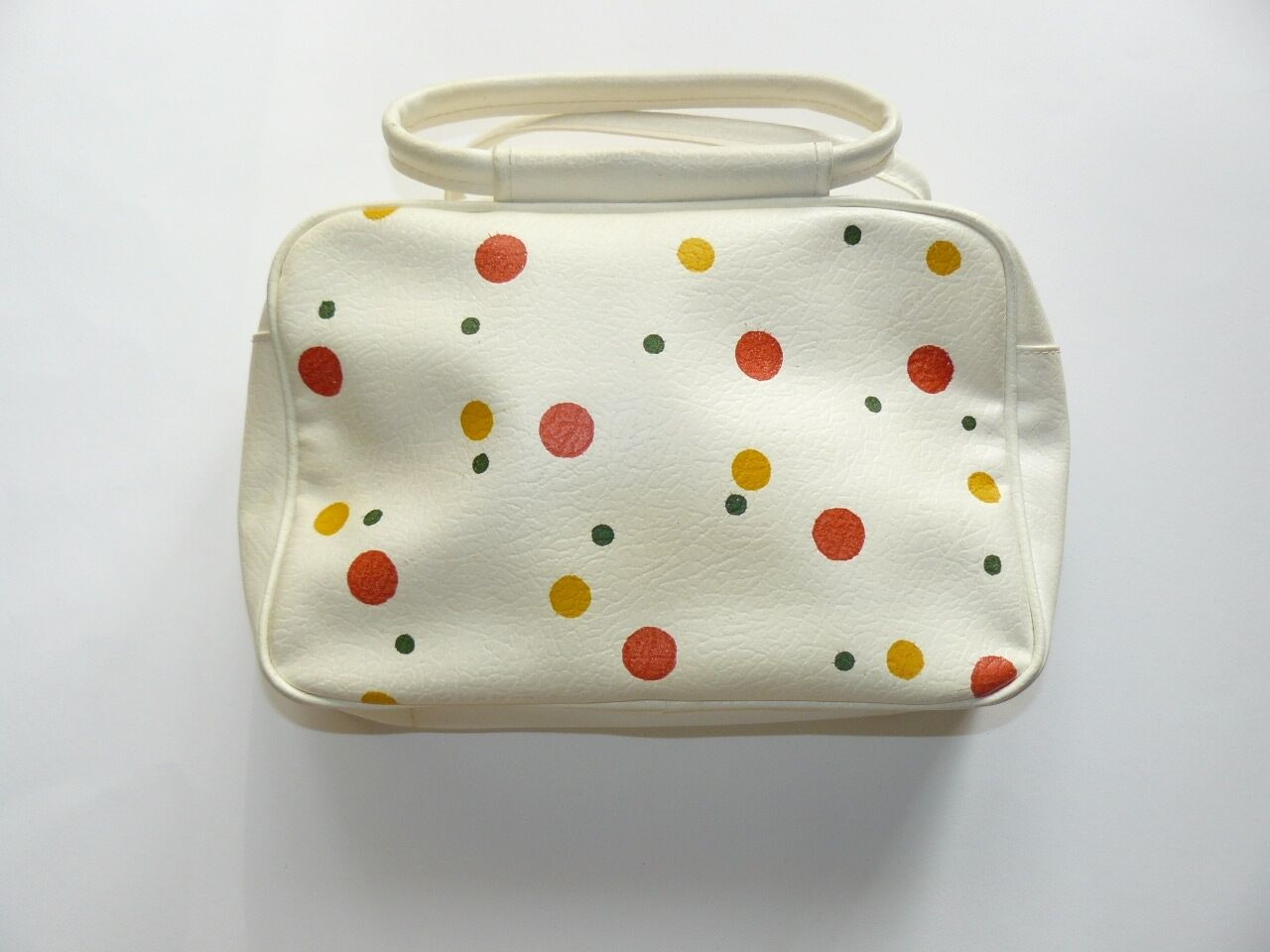 1969 USSR Vintage Russian Soviet Toy Baby Bag for Girls