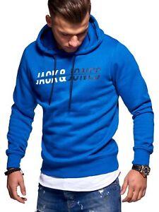 JACK & JONES Hoodie Kapuzenpullover Pullover Sweatshirt Sweatjacke div. Modelle