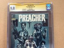 Preacher #9 cgc ss 9.8 x Ennis 1st app Billy Bob-Bobbs 1 2 3 4 5 6 8 9 13 21 42