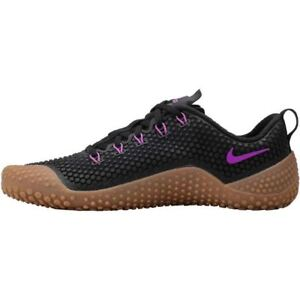 943eaa32263a Nike Free Trainer 1.0 Men s Shoes Size 13 Black Vivid Purple Brown ...