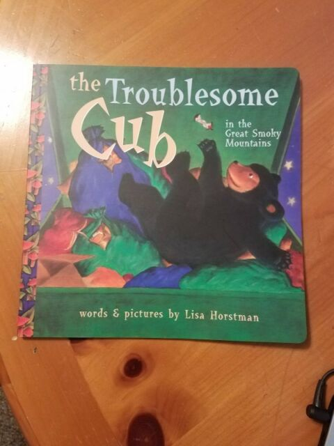 The Troublesome Cub by Lisa Horstman (2001, Paperback)