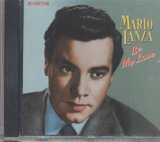 Mario Lanza Be My Love CD 071