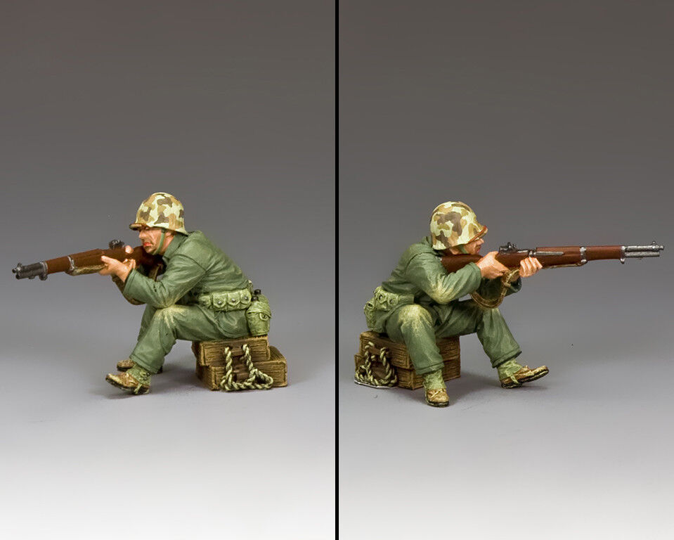 KING AND COUNTRY US Marine Sniper USMC26 USMC026