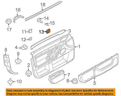 BMW OEM 95-01 750iL-Interior Inside Door Handle 51418156532 | eBay  Bmw Engine Diagram on