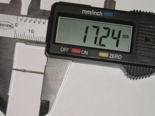 Seiko winding stem 351761-760 850 851 860 7622 Aufzugswelle Ronda 1740 A,C,D