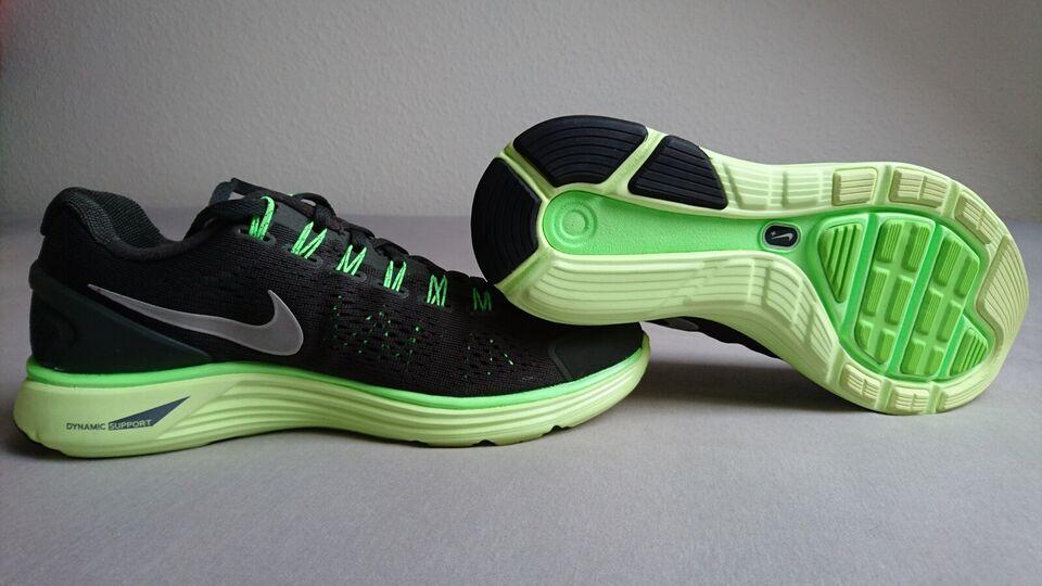 Sneakers, Nike Lunarglide +4 OG, – dba.dk – Køb og Salg af