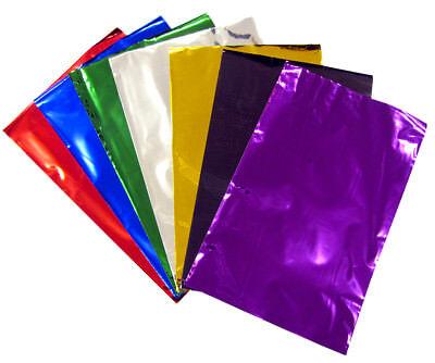"10 Metallic Purple 14/""x16/"" Mailing Postage Postal Bags"