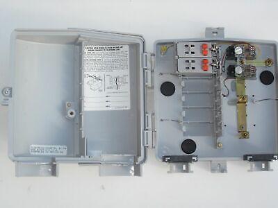 NID Keptel SNI-3 Multi-Line Telephone Network Interface Device Enclosure phone