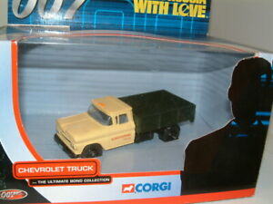 JAMES BOND 007 `FROM RUSSIA WITH LOVE` CHEVROLET TRUCK, CORGI