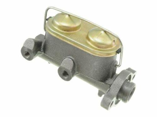 For 1967 Pontiac Firebird Brake Master Cylinder Dorman 71127TP