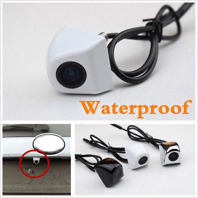 170° Auto Car Korean Screw Rear View Reverse Backup Camera HD Parking Waterproof