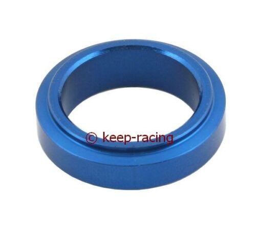 Distanzstück,Distanzring f Achsschenkel,25x10mm,blau