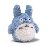 My Neighbor Totoro 5.5 Fluffy Blue Chuu Plush Anime Miyazaki Studio Ghibli