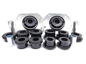 POLYPRO-FRONT-BUSHES-KIT-CONTROL-ARM-RADIUS-ROD-BUSH-PAIR-for-COMMODORE-VY-VZ