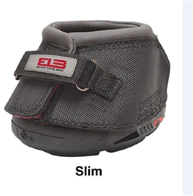 Nuevas botas Caballo Cavallo OEE Pezuña Slim único tamaño 5 Par (cantidad 2)