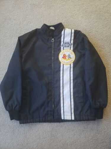 Vintage Chevy Corvette lined jacket