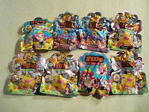 Filly Mermaids MIX - 8 Tüten u.a. goldene Flosse limitierte Exklusive - Booster