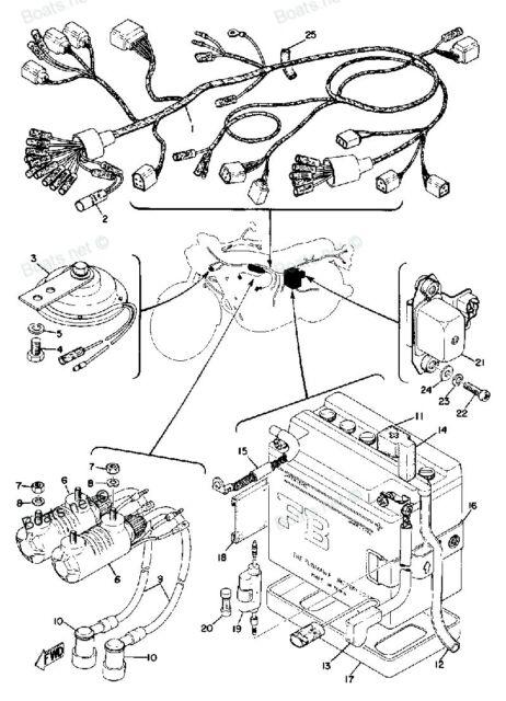 Yamaha Tx750 Tx650 Xs650 1973