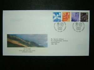 1999 SCOTLAND NEW DEFINITIVES ROYAL MAIL FDC amp BUREAU SHS CV 6 - <span itemprop=availableAtOrFrom>Walton On Thames, Surrey, United Kingdom</span> - 1999 SCOTLAND NEW DEFINITIVES ROYAL MAIL FDC amp BUREAU SHS CV 6 - Walton On Thames, Surrey, United Kingdom