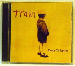 TRAIN - DROPS OF JUPITER - CD New Unplayed - Italia - TRAIN - DROPS OF JUPITER - CD New Unplayed - Italia