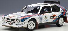 "Autoart 88621 - 1/18 LANCIA DELTA s4 - ""Martini"" RALLY WINNER ARGENTINA 1986"