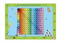 Little Wigwam Multiplication Square Chart - no Tear Guarantee... Free Shipping