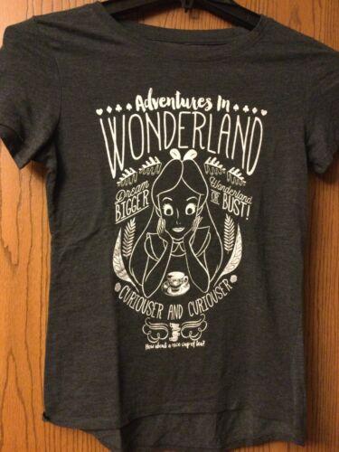 Adventures In Wonderland (Alice).  Gray Disney Shi