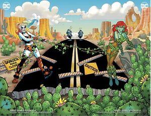 Harley-Quinn-amp-Poison-Ivy-4-Both-Card-Stock-Variants-DC-Comic-1st-Print-2019-NM