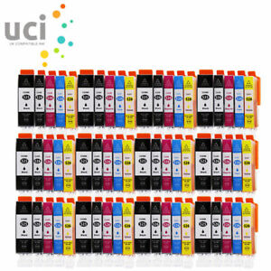 Lot-Ink-Cartridges-For-Canon-Pixma-MG5150-MG8250-MG5250-MG5350-MG6150-MX715