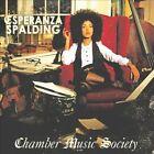 Chamber Music Society [Digipak] by Esperanza Spalding (CD, Aug-2010, Telarc Distribution)