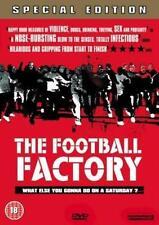 The Football Factory    DVD  (Brand New)   Hooligan