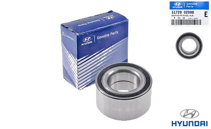Genuine Hyundai Amica Front Wheel Bearing 5172002000