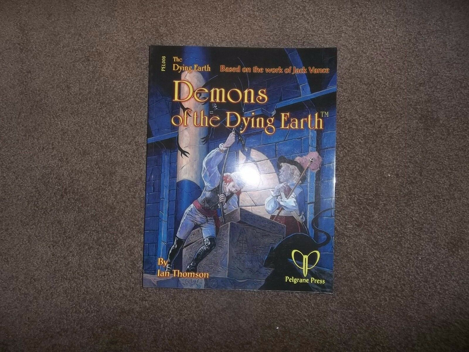 The Dying Earth RPG Demons of the Dying Earth