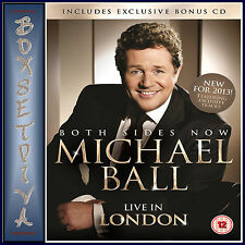 MICHAEL BALL - BOTH SIDES NOW - LIVE TOUR 2013  **BRAND NEW DVD **