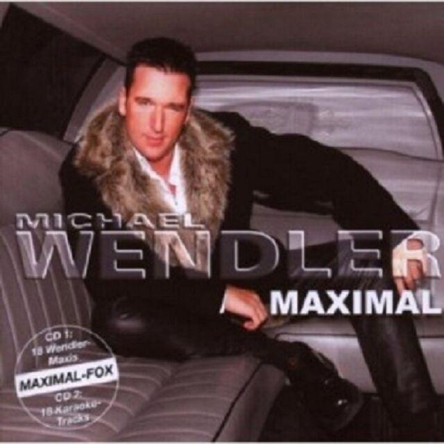 Michael Wendler Maximal Vol 1 Cd