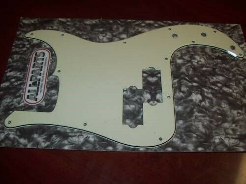 NEW Pickguard For Fender Mexican P 3-Ply Bass MINT GREEN