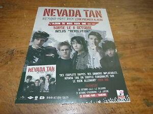 Nevada-Tan-Publicidad-de-Revista-Publicidad-Niemand-Hort-Dich-Album-Du-Meses