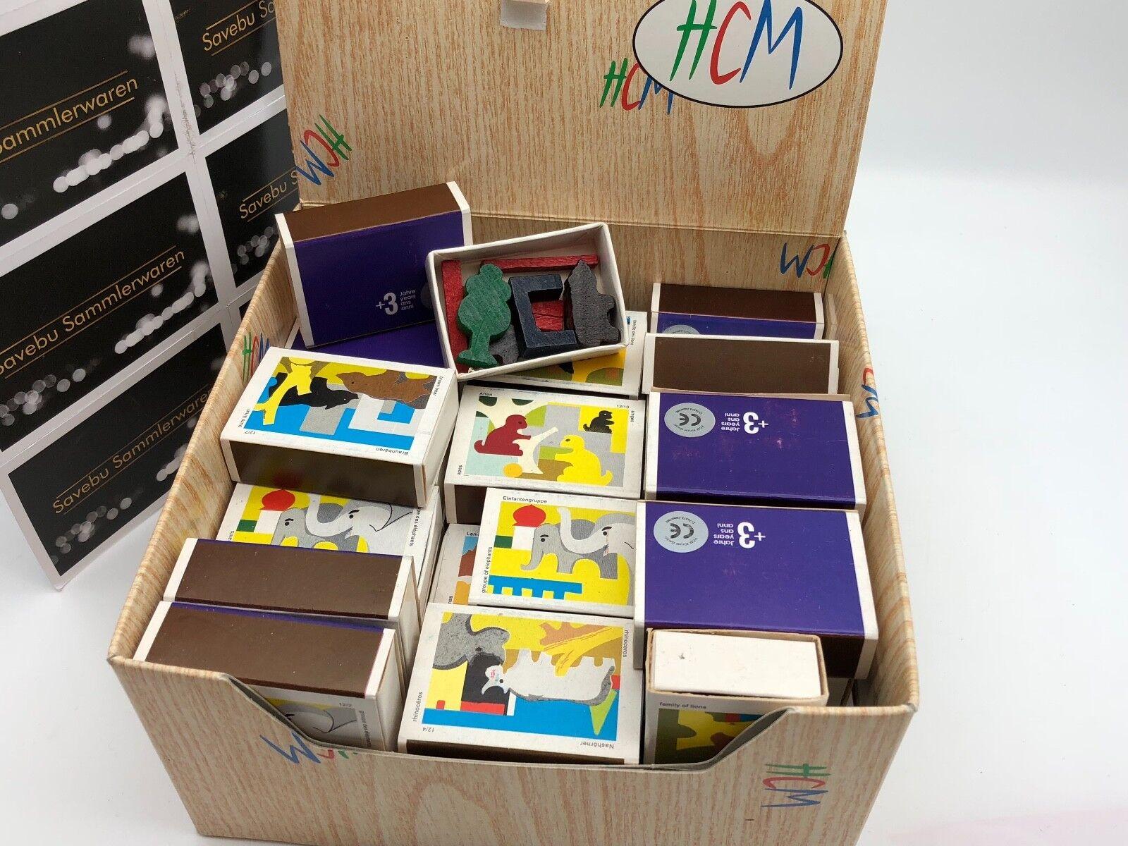 Spielzeug Holzspielzeug ⭐️⭐️ Animal Set. 40 Stück ⭐️⭐️ Neuware Unbenutzt